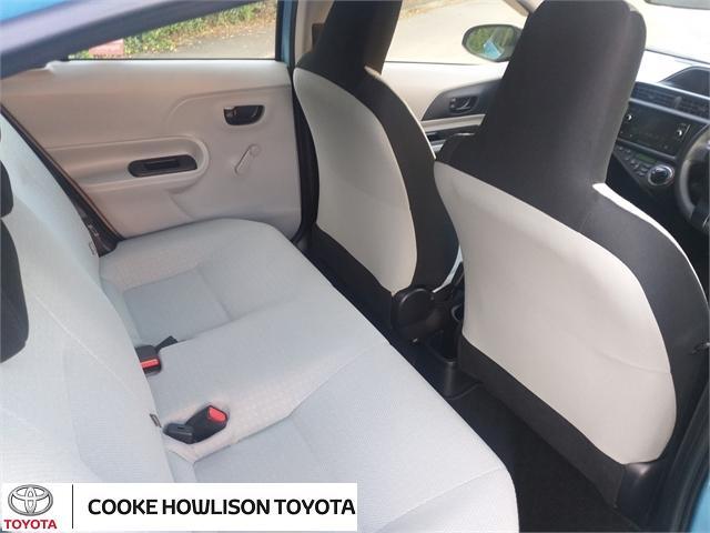 image-13, 2014 Toyota Aqua AQUA/PRIUS C at Dunedin