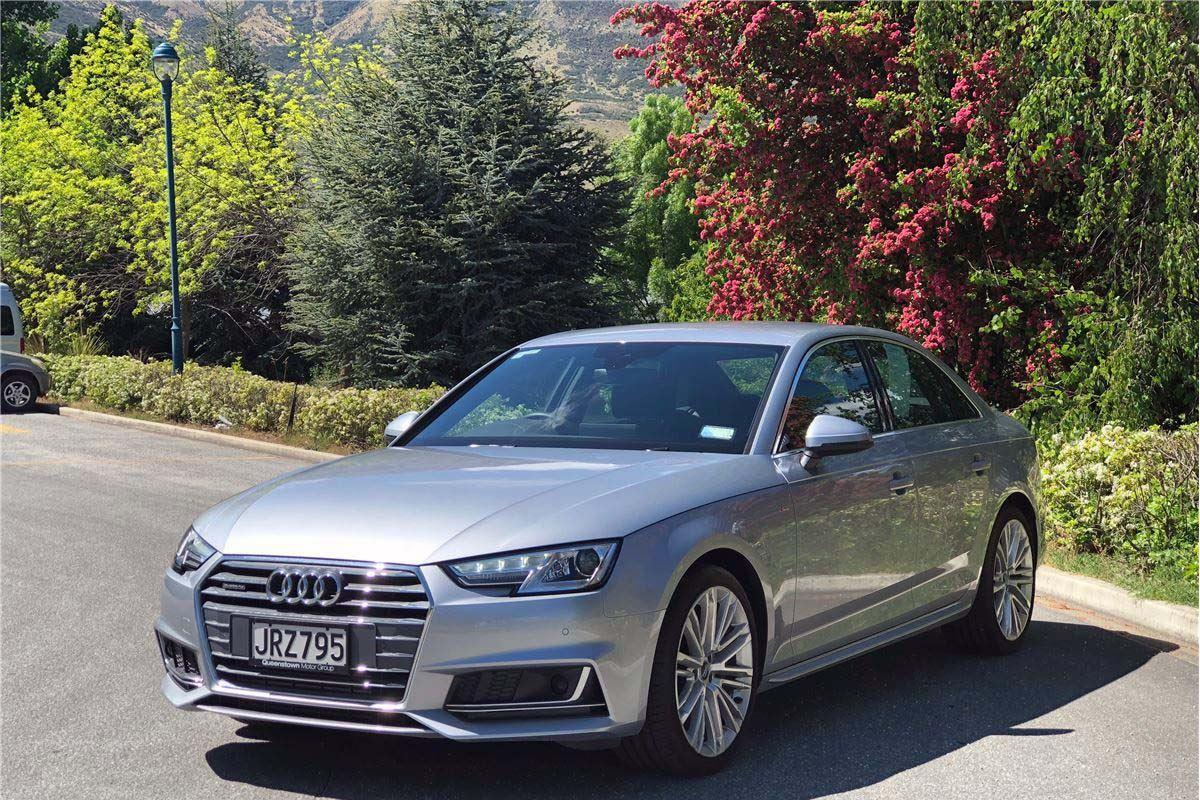 image-1, 2016 AUDI A4 2.0 TFSI S Line 185KW at Queenstown-Lakes