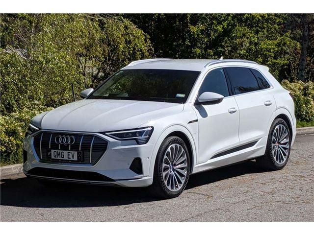 image-1, 2019 AUDI e-Tron at Queenstown-Lakes