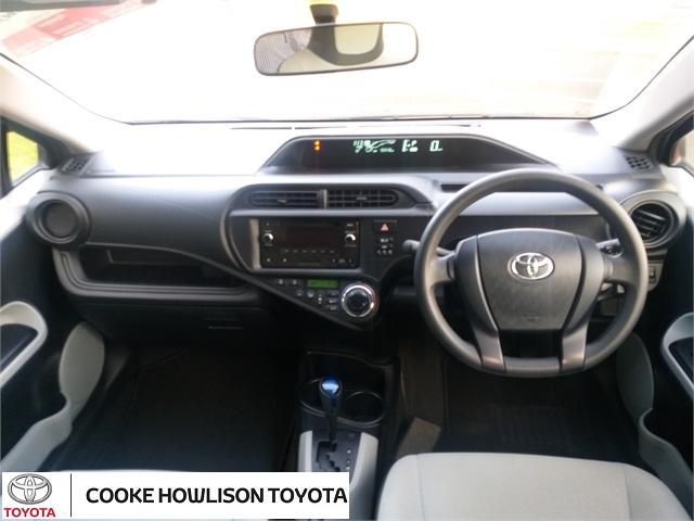 image-14, 2014 Toyota Aqua AQUA/PRIUS C at Dunedin