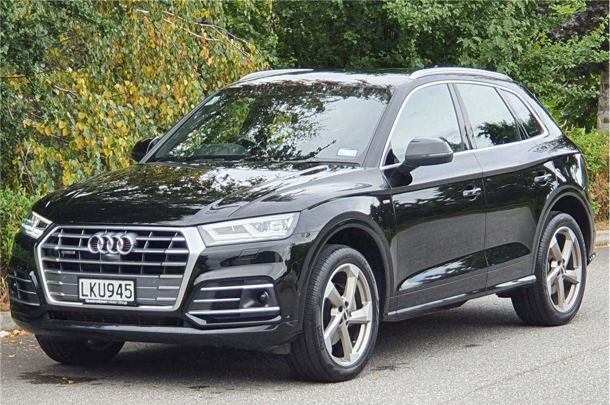 image-0, 2018 AUDI Q5 Q5 2.0 TFSI Sport at Queenstown-Lakes