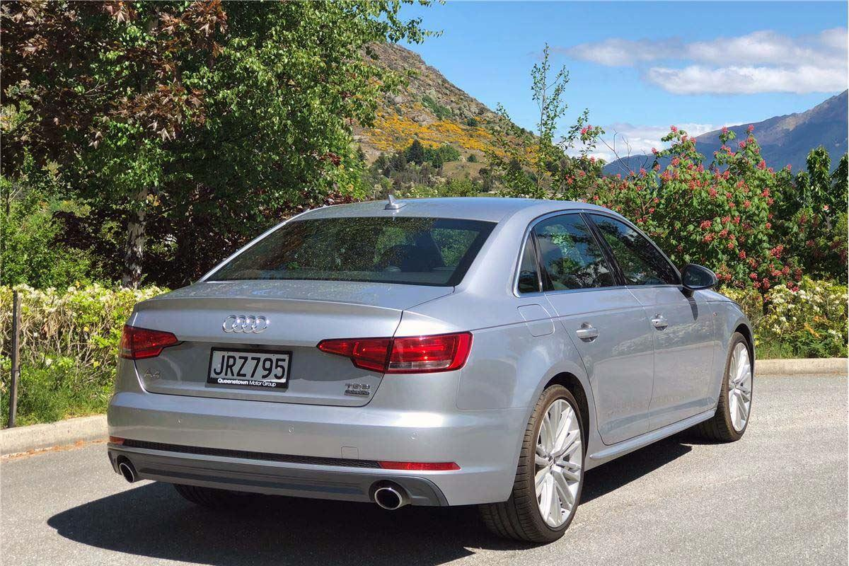 image-2, 2016 AUDI A4 2.0 TFSI S Line 185KW at Queenstown-Lakes