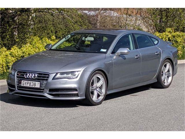 image-3, 2013 AUDI S7 SPBK 4.2 V8 TFSI S at Queenstown-Lakes