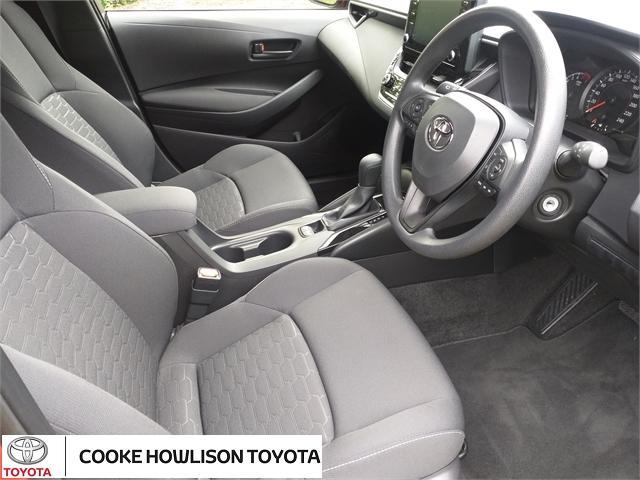 image-9, 2019 Toyota Corolla GX Hatchback at Dunedin
