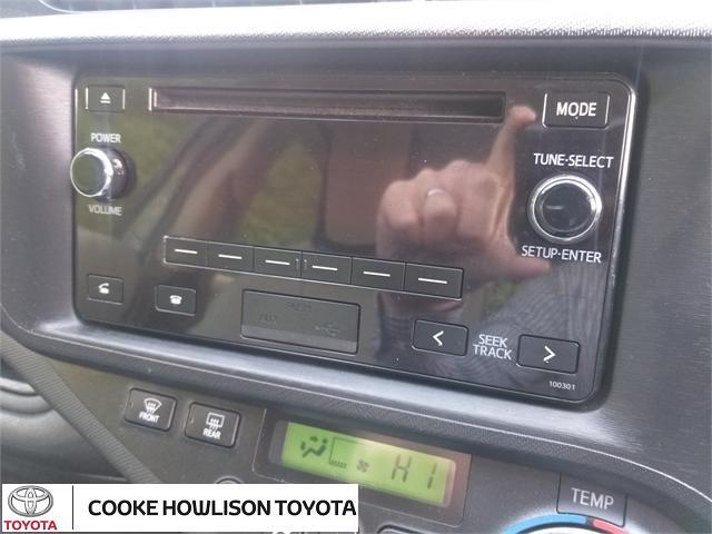 image-17, 2014 Toyota Aqua AQUA/PRIUS C at Dunedin