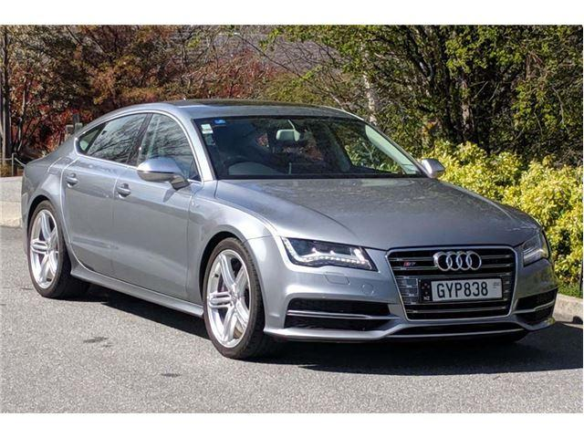 image-0, 2013 AUDI S7 SPBK 4.2 V8 TFSI S at Queenstown-Lakes
