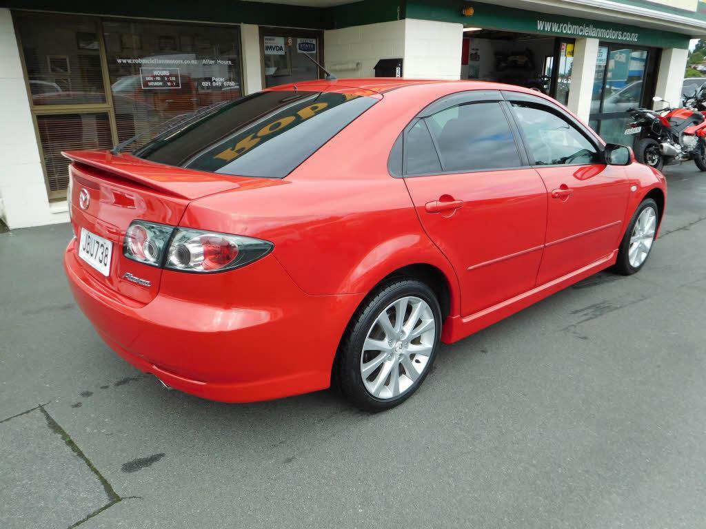 image-2, 2005 Mazda atenza 6 at Dunedin