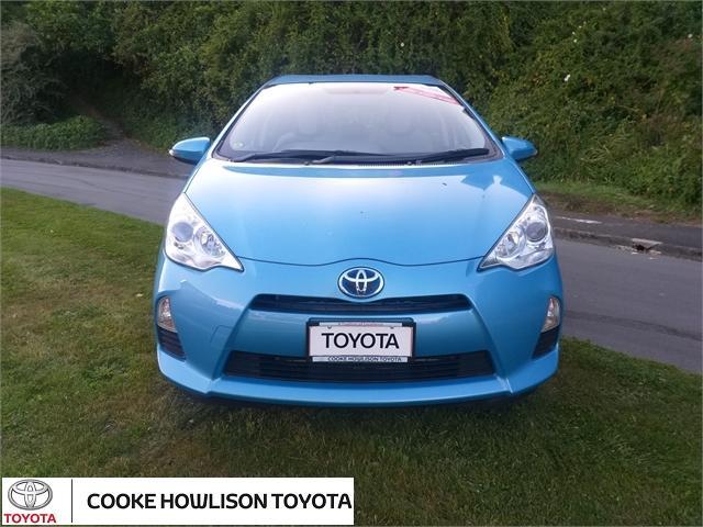 image-1, 2014 Toyota Aqua AQUA/PRIUS C at Dunedin