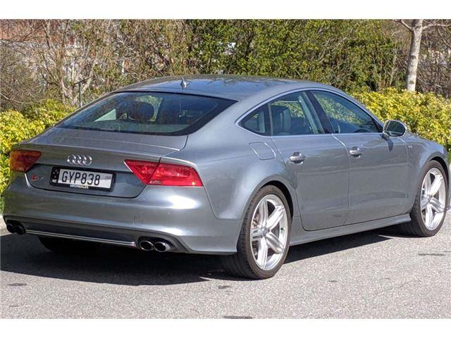 image-1, 2013 AUDI S7 SPBK 4.2 V8 TFSI S at Queenstown-Lakes