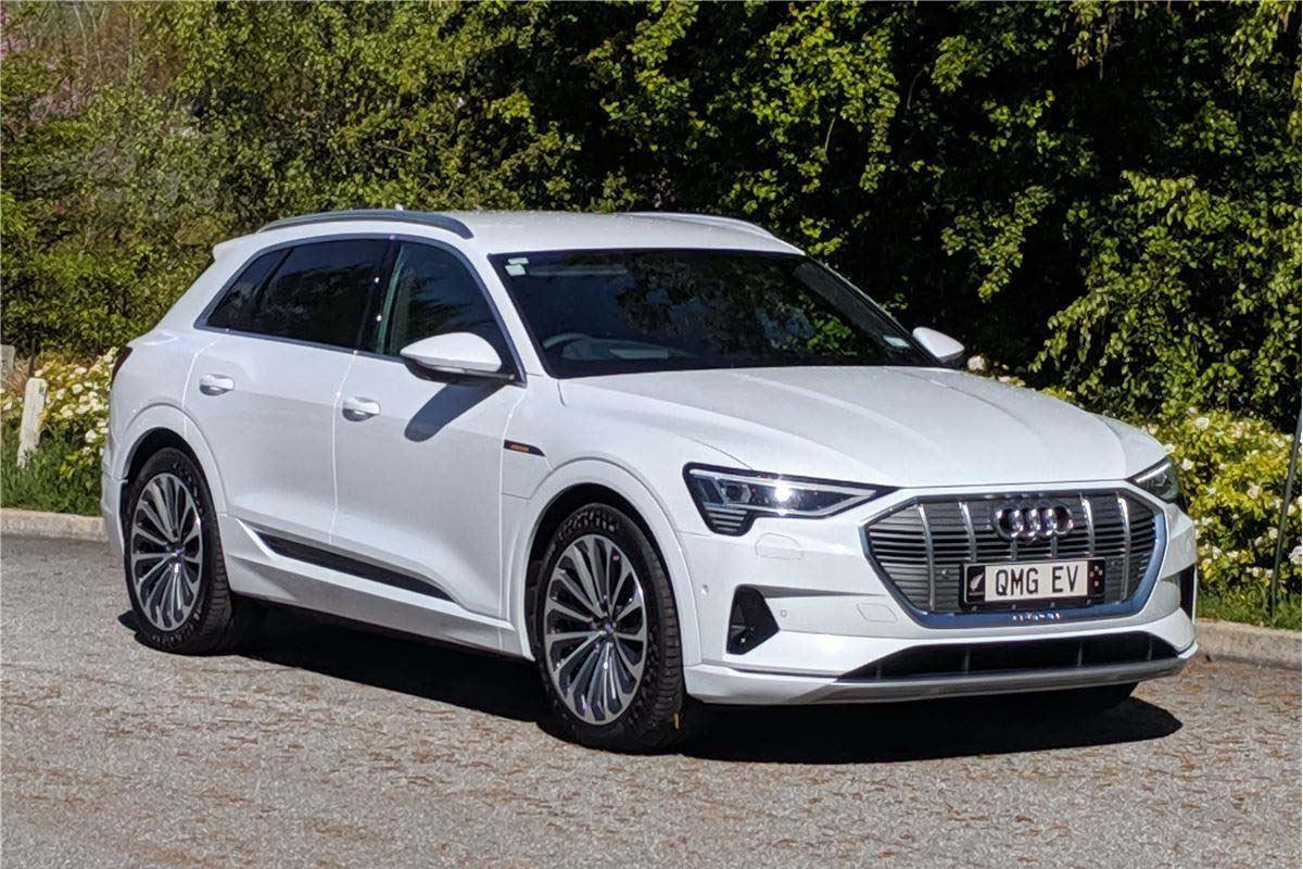 image-0, 2019 AUDI e-Tron at Queenstown-Lakes