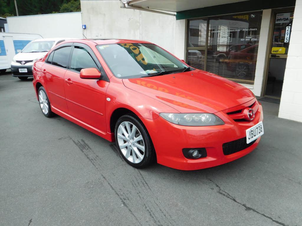 image-0, 2005 Mazda atenza 6 at Dunedin