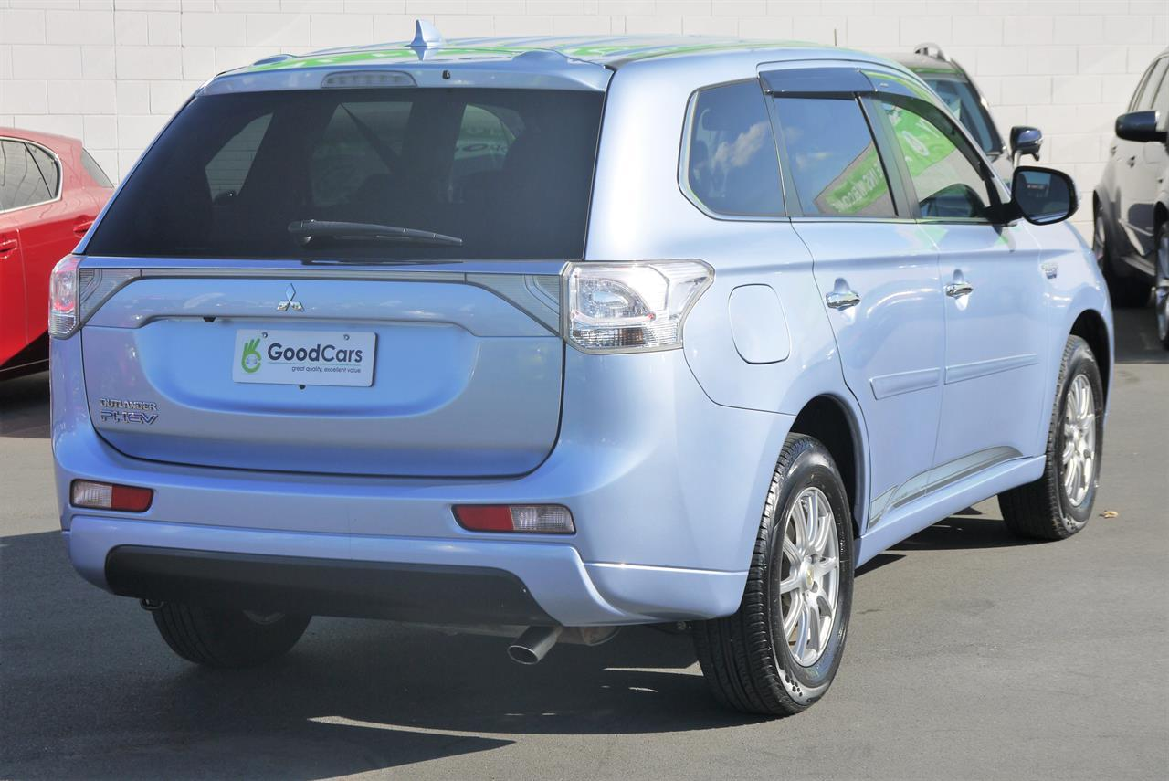 image-2, 2013 Mitsubishi OUTLANDER PHEV G AWD CRUISE at Christchurch