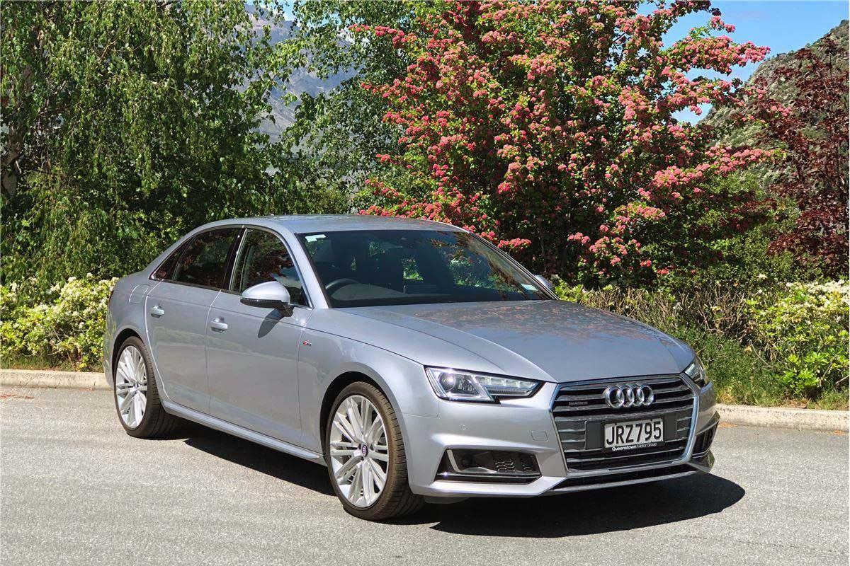 image-0, 2016 AUDI A4 2.0 TFSI S Line 185KW at Queenstown-Lakes