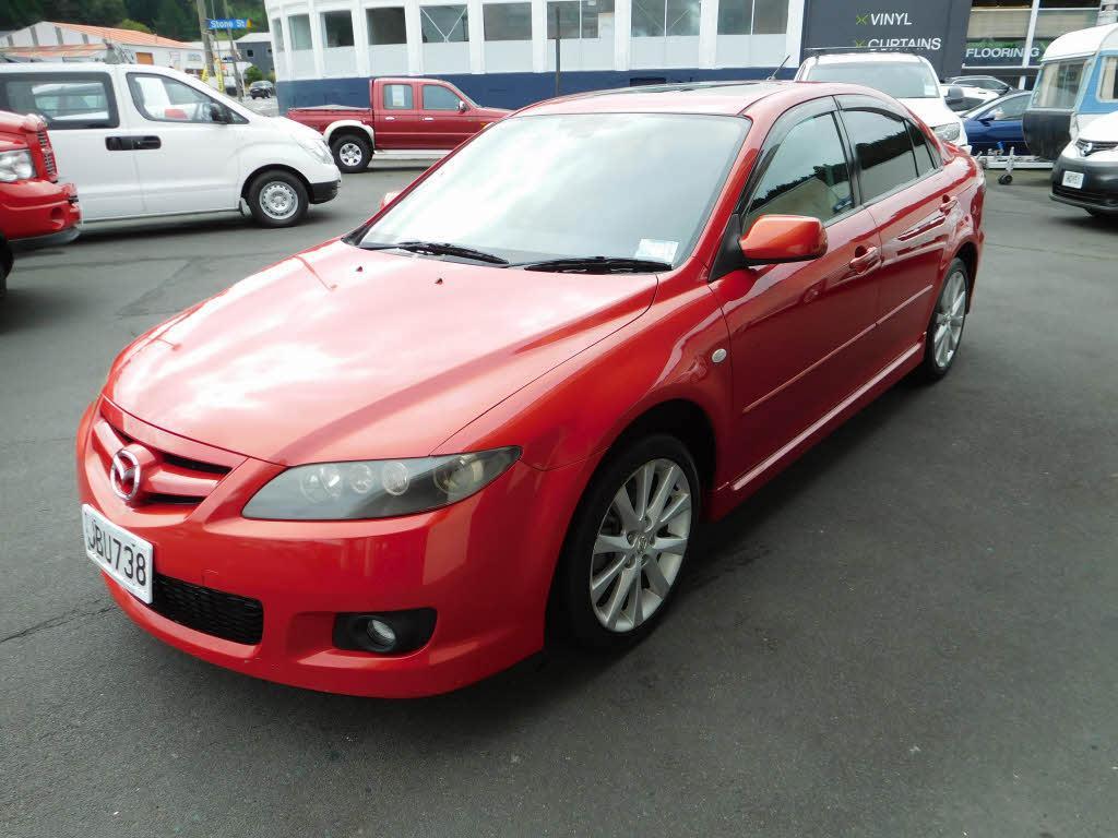 image-6, 2005 Mazda atenza 6 at Dunedin