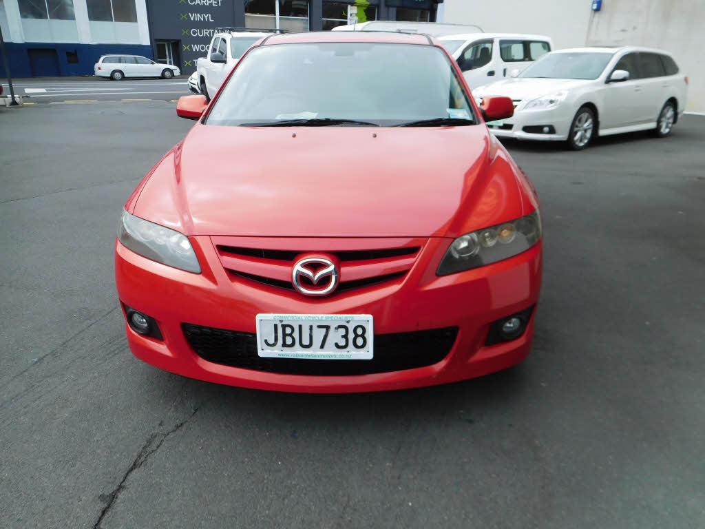 image-4, 2005 Mazda atenza 6 at Dunedin