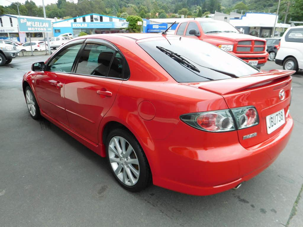 image-5, 2005 Mazda atenza 6 at Dunedin
