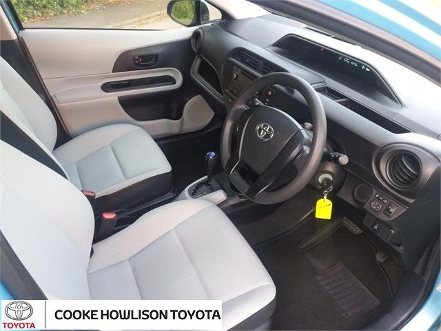 image-15, 2014 Toyota Aqua AQUA/PRIUS C at Dunedin
