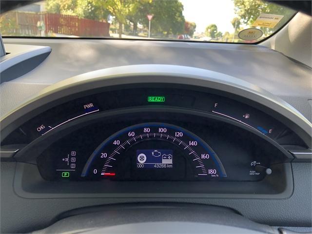 image-14, 2011 Toyota Sai S 2.4L Petrol Hybrid 4-Door Sedan at Waimakariri