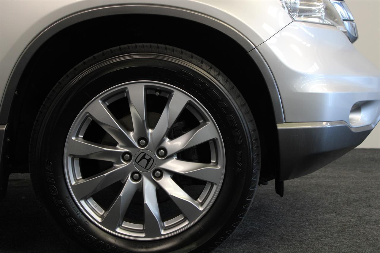 image-8, 2011 Honda CR-V CRV ZX 4WD at Christchurch