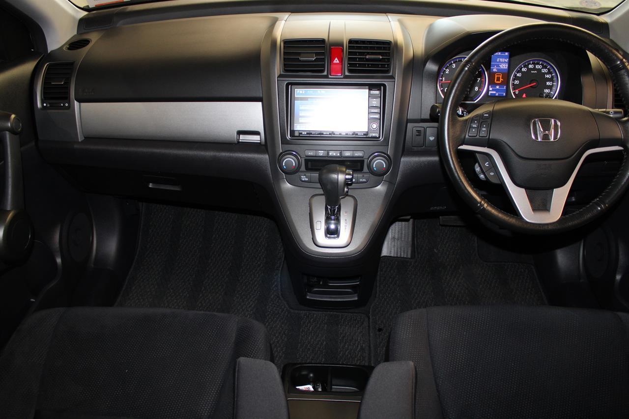 image-11, 2011 Honda CR-V CRV ZX 4WD at Christchurch
