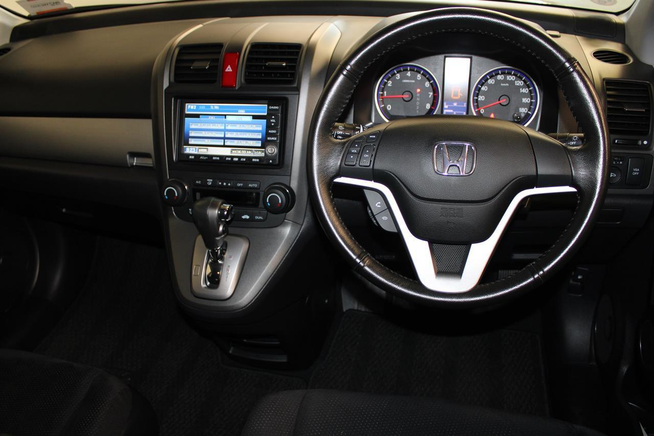 image-12, 2011 Honda CR-V CRV ZX 4WD at Christchurch