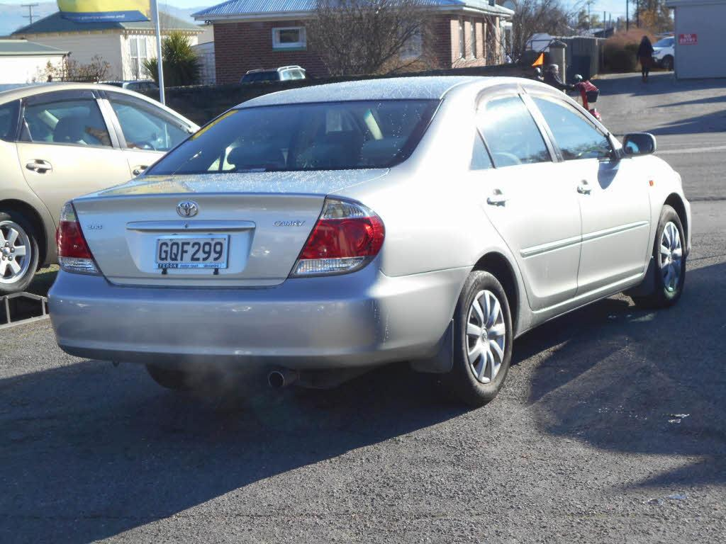 image-5, 2005 Toyota Camry 24G LTD at Central Otago