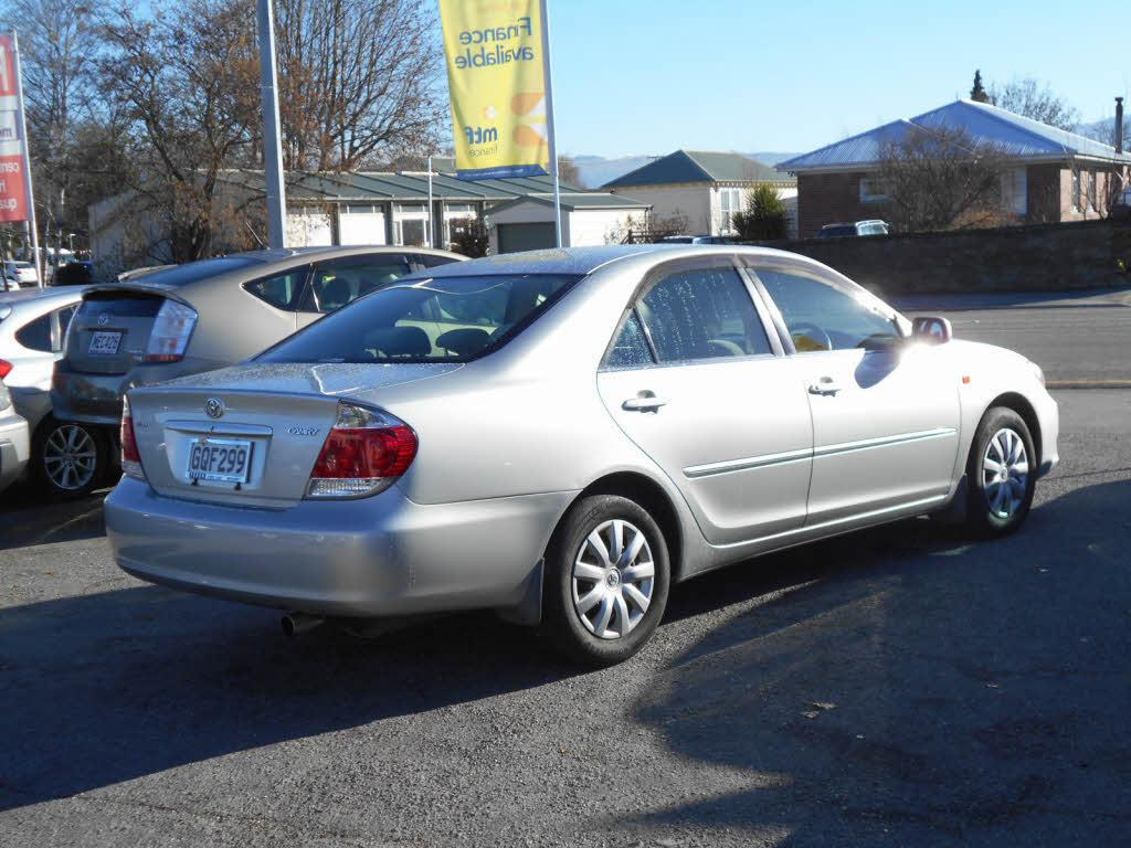 image-4, 2005 Toyota Camry 24G LTD at Central Otago