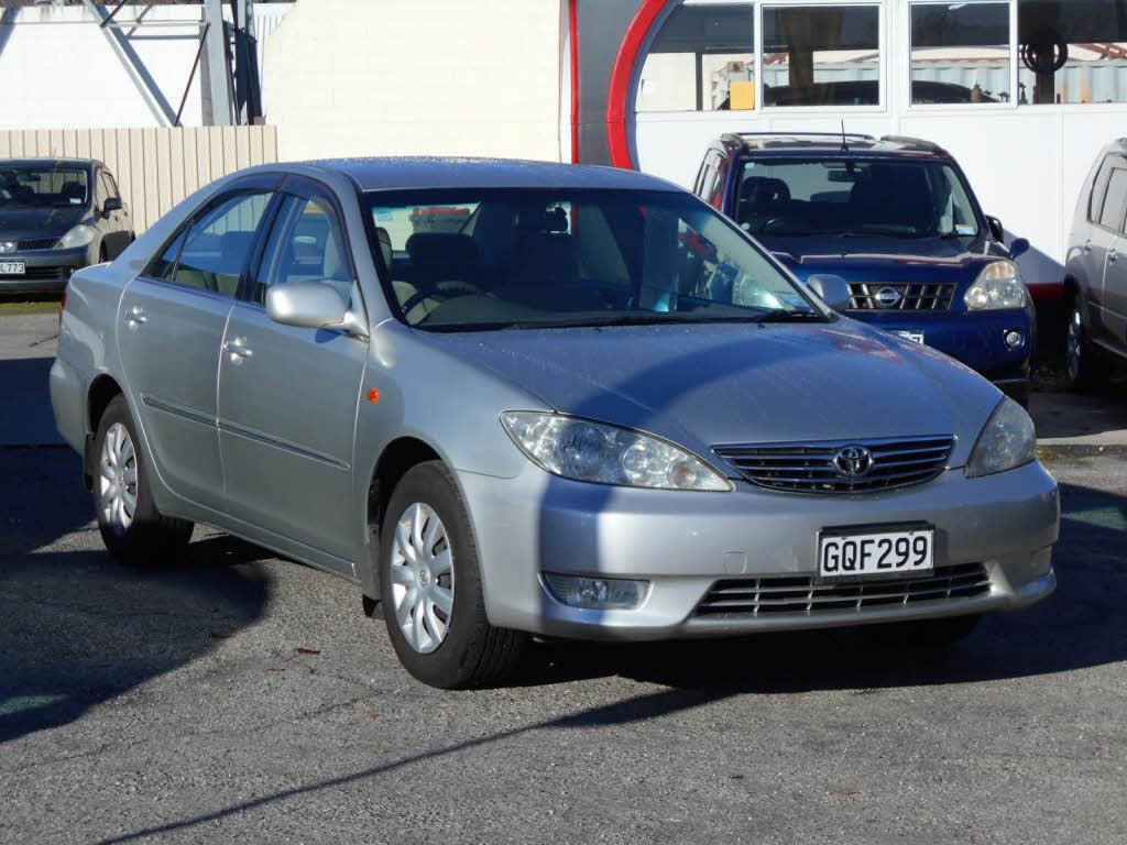 image-1, 2005 Toyota Camry 24G LTD at Central Otago