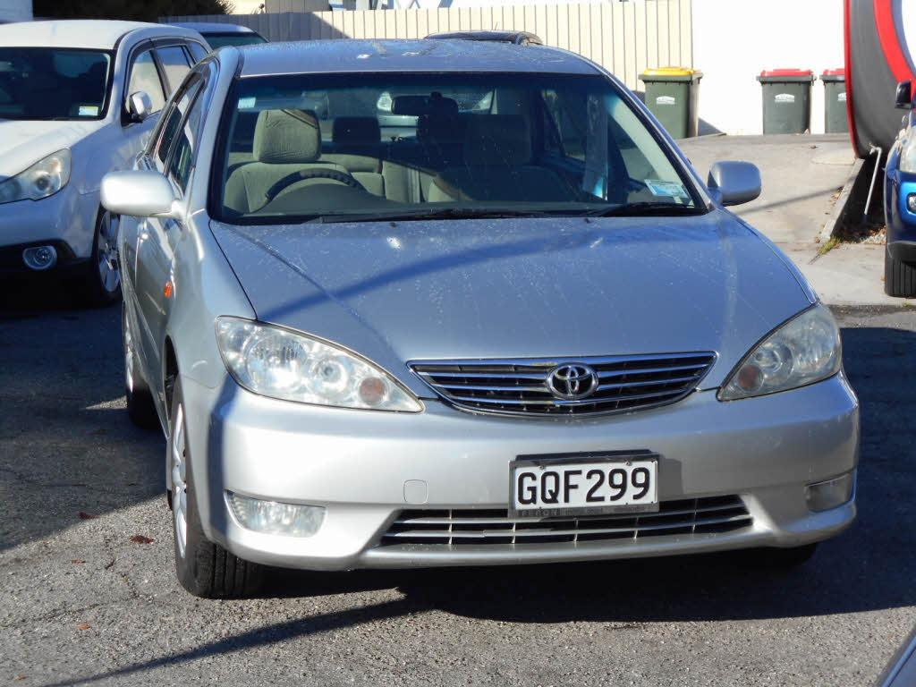 image-2, 2005 Toyota Camry 24G LTD at Central Otago