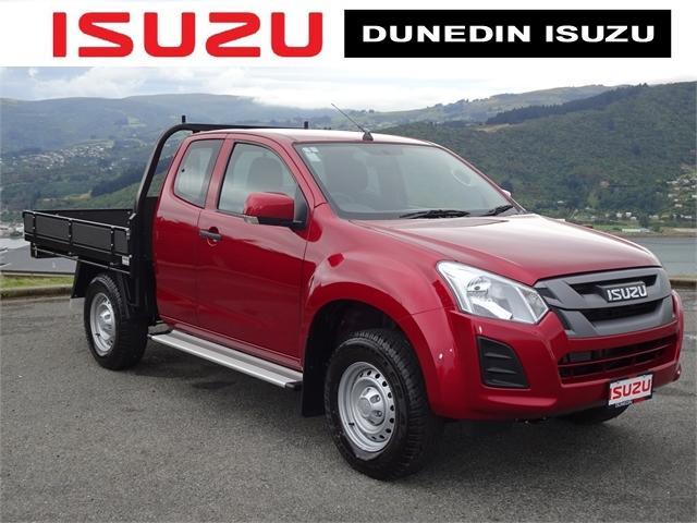 image-0, 2020 Isuzu D-Max LX Space Cab 4WD Auto KZ at Dunedin
