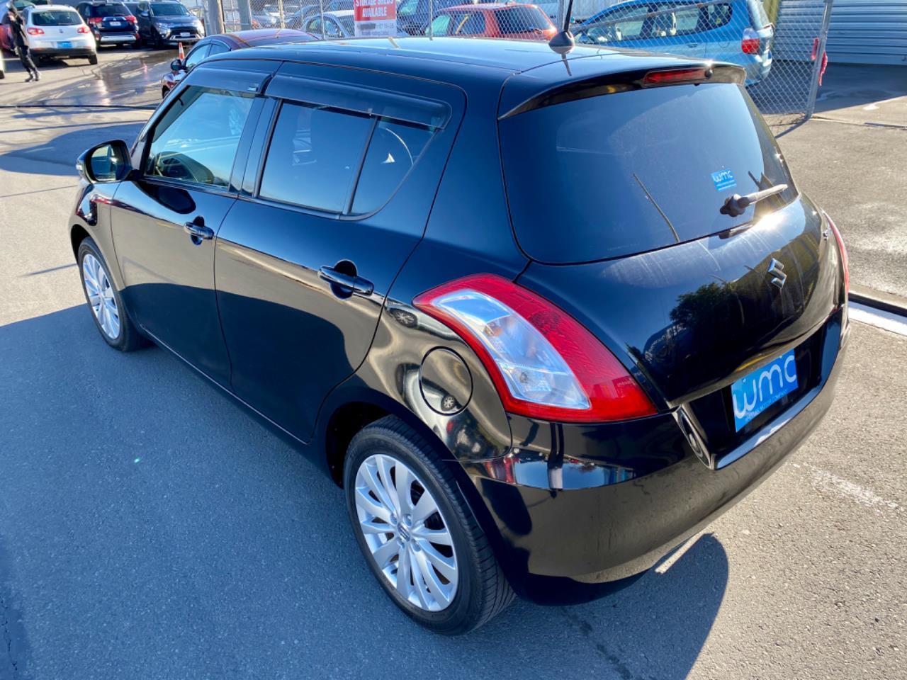 image-4, 2010 Suzuki Swift 1.2lt XL Hatchback at Christchurch