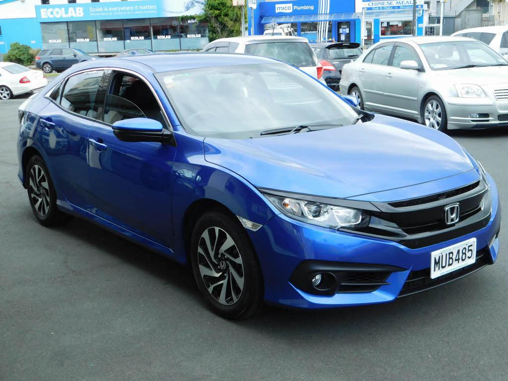 image-2, 2017 Honda Civic Liftback at Dunedin