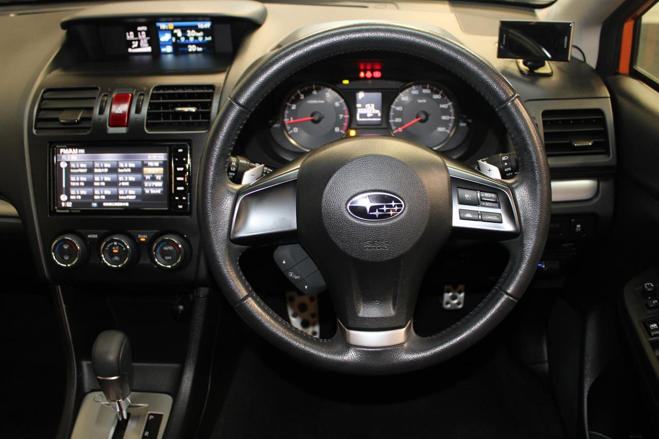 image-12, 2013 Subaru Impreza XV 2.0i-L Eyesight at Christchurch