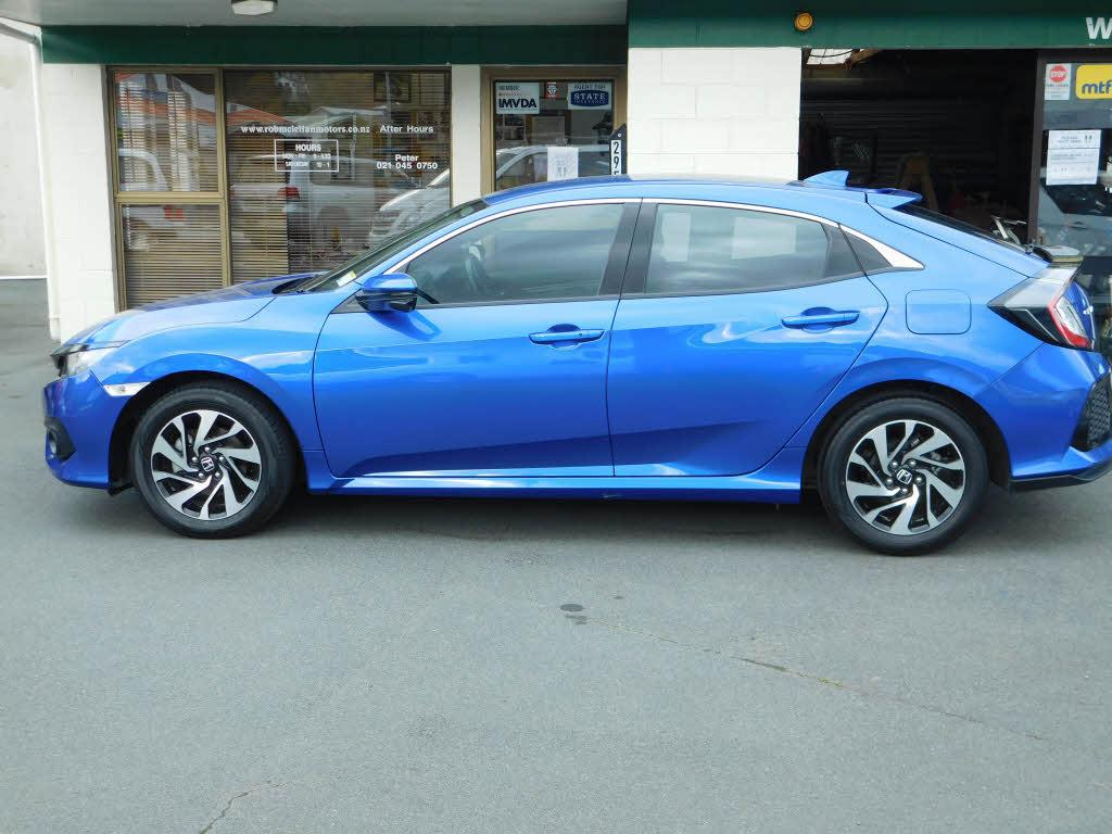image-4, 2017 Honda Civic Liftback at Dunedin