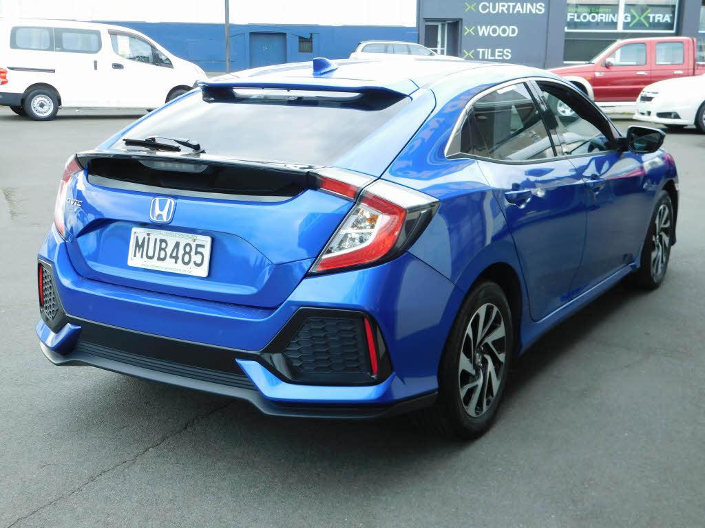 image-3, 2017 Honda Civic Liftback at Dunedin