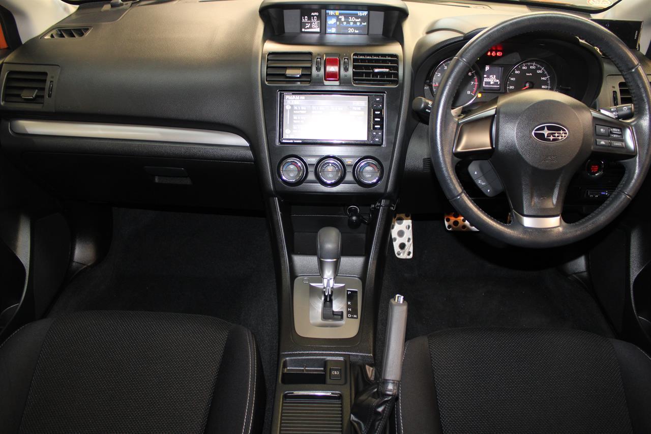 image-11, 2013 Subaru Impreza XV 2.0i-L Eyesight at Christchurch
