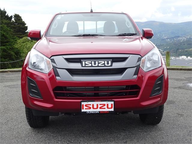 image-1, 2020 Isuzu D-Max LX Space Cab 4WD Auto KZ at Dunedin