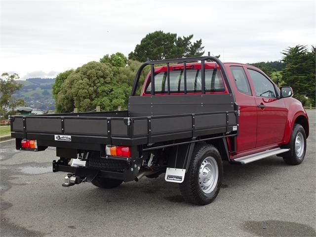 image-4, 2020 Isuzu D-Max LX Space Cab 4WD Auto KZ at Dunedin