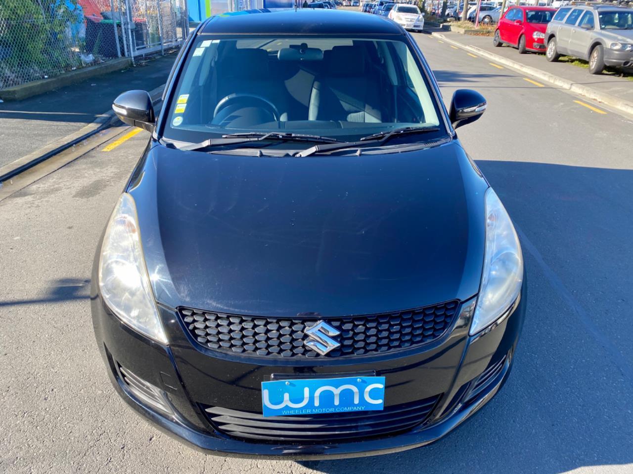 image-2, 2010 Suzuki Swift 1.2lt XL Hatchback at Christchurch