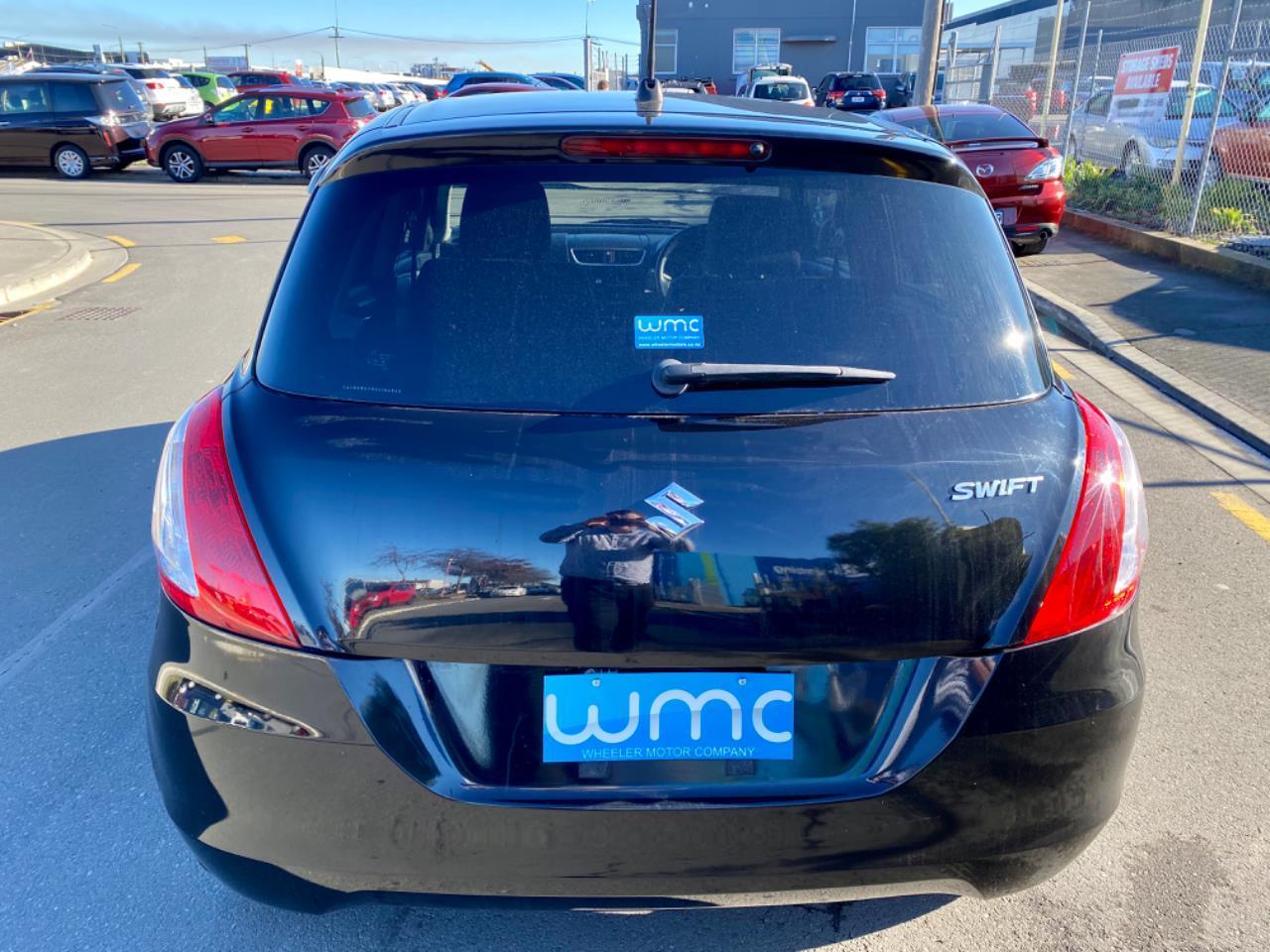 image-5, 2010 Suzuki Swift 1.2lt XL Hatchback at Christchurch