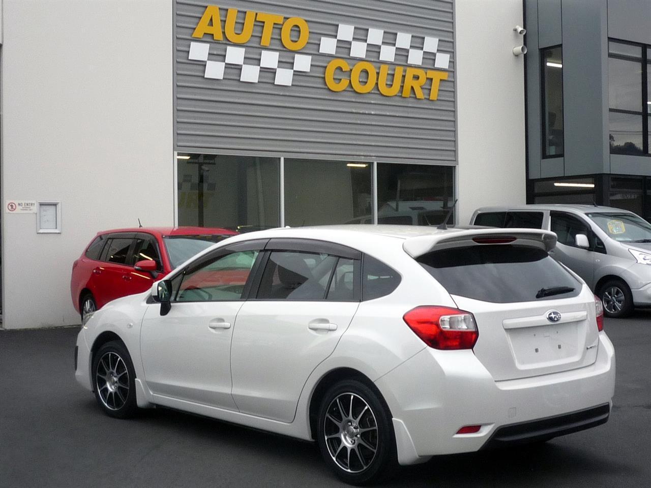 image-1, 2012 Subaru Impreza 1.6i-L 2WD at Dunedin
