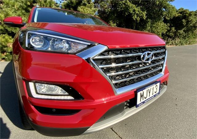 image-9, 2019 Hyundai Tucson 1.6T DCT Elite Series II at Dunedin