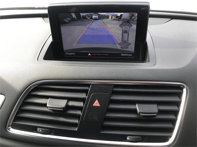 image-11, 2015 Audi Q3 1.4 TFSI at Central Otago