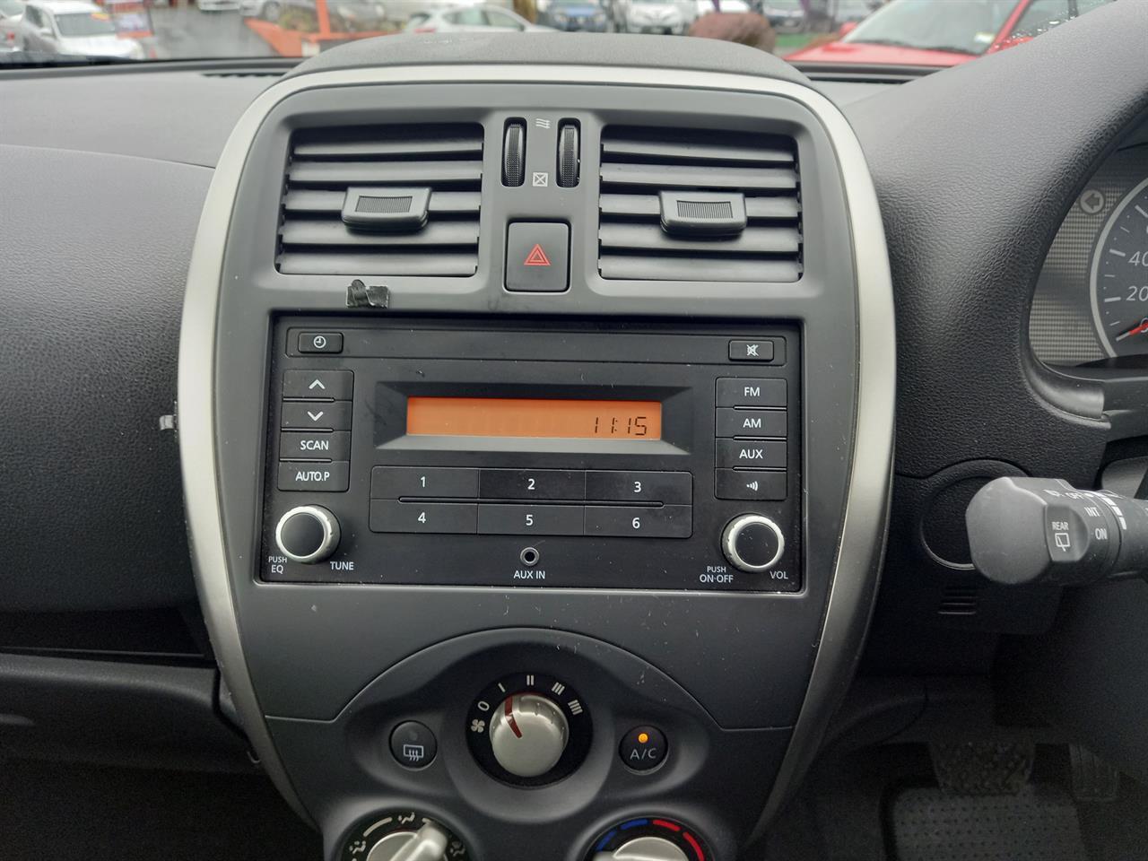 image-14, 2016 Nissan March S Low Km's No Deposit Finance at Dunedin