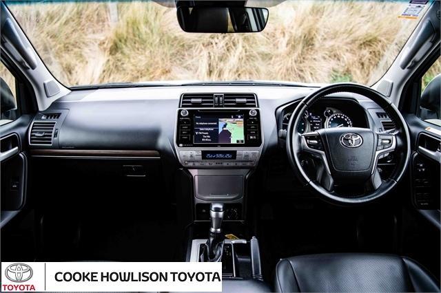 image-8, 2019 Toyota Land Cruiser Prado VX 2.8D SIGNATURE C at Dunedin