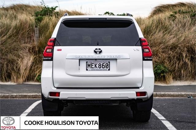 image-4, 2019 Toyota Land Cruiser Prado VX 2.8D SIGNATURE C at Dunedin