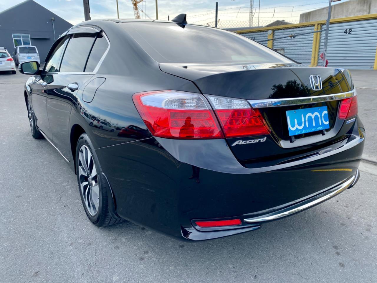 image-4, 2013 Honda Accord Hybrid 'LX' at Christchurch