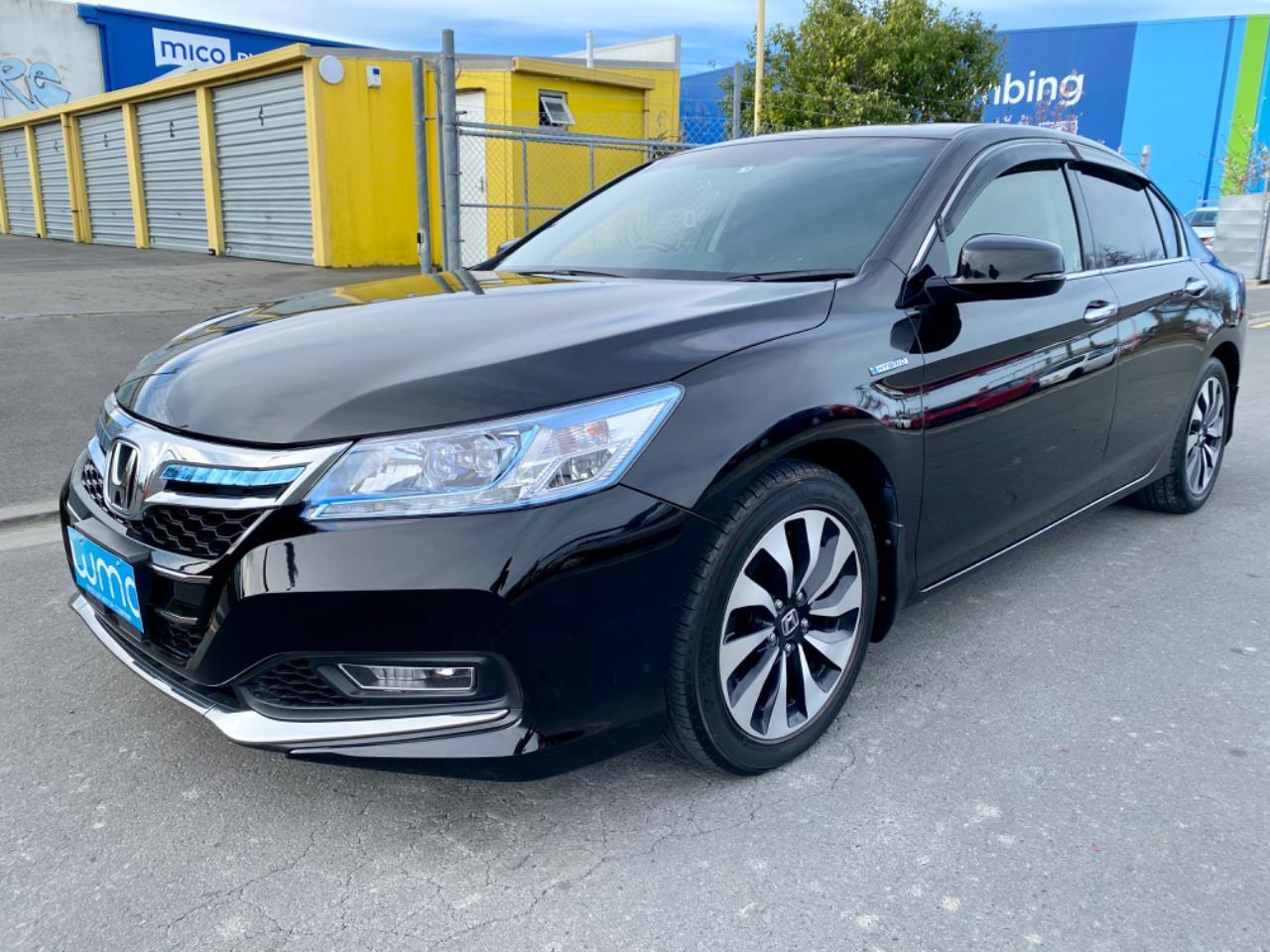 image-5, 2013 Honda Accord Hybrid 'LX' at Christchurch