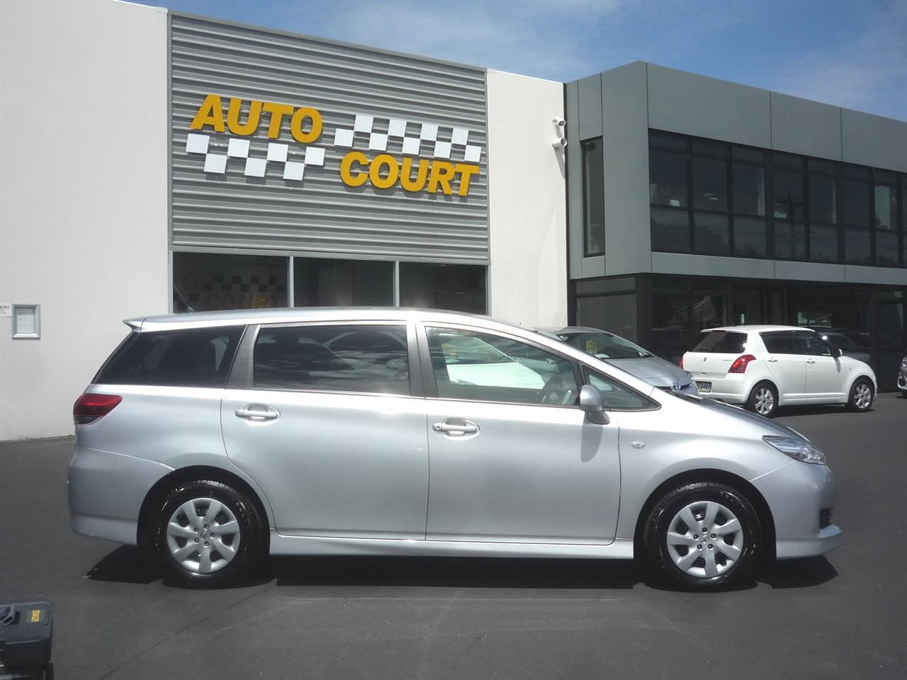 image-13, 2009 Toyota Wish 1.8X at Dunedin