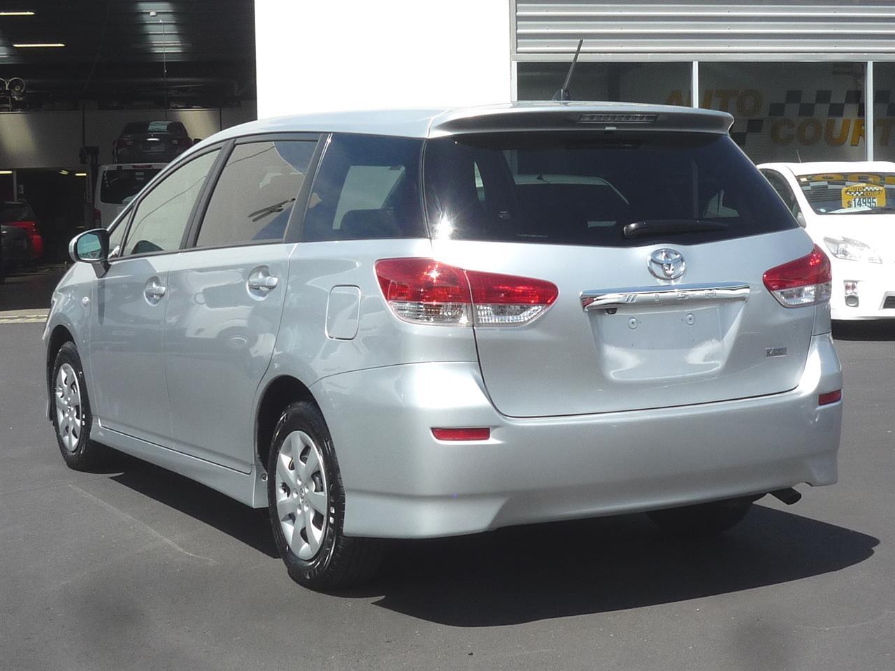 image-17, 2009 Toyota Wish 1.8X at Dunedin